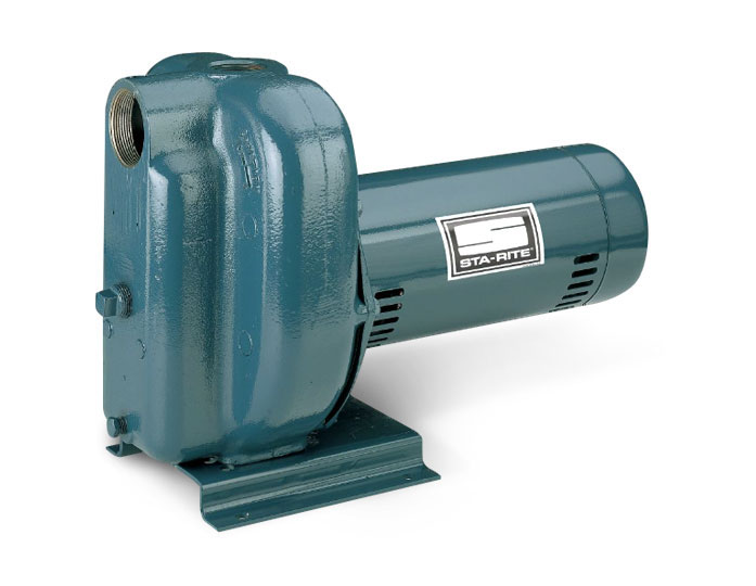 Sta rite pump ds2hf 192pl for Sta rite well pump motor