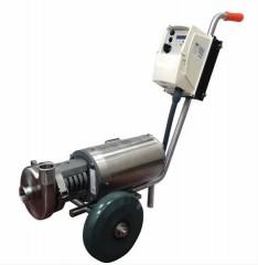 Ampco AC+114MD56C-S-VFD Beer Cart